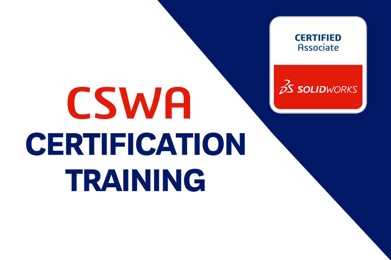 certified solidworks associate training