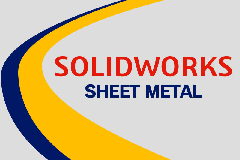 solidworks sheet metal training course