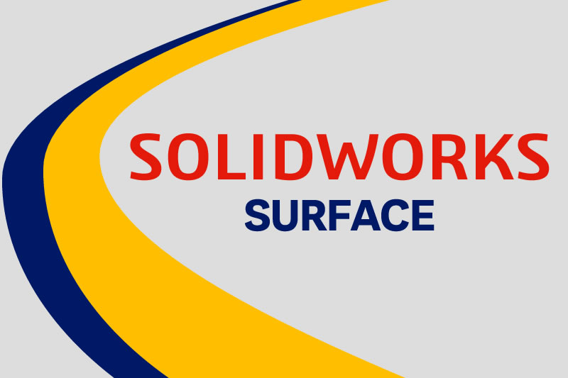 solidworks surface modeling course in India